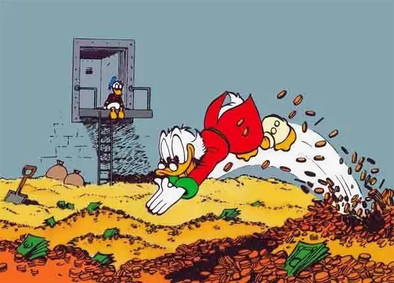 Доллар пал, да здравствует золото!