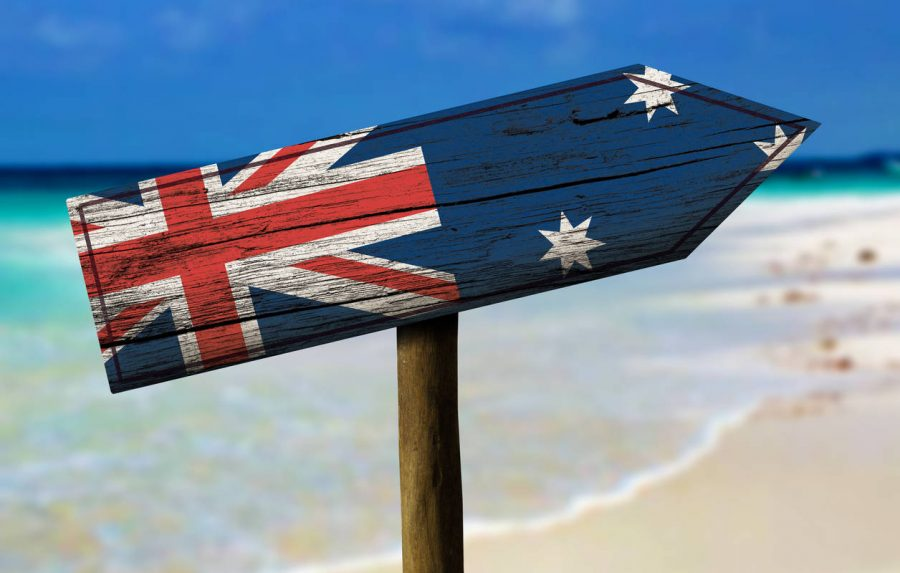 """Британский фунт продолжит проседать против """"австралийца"""""""