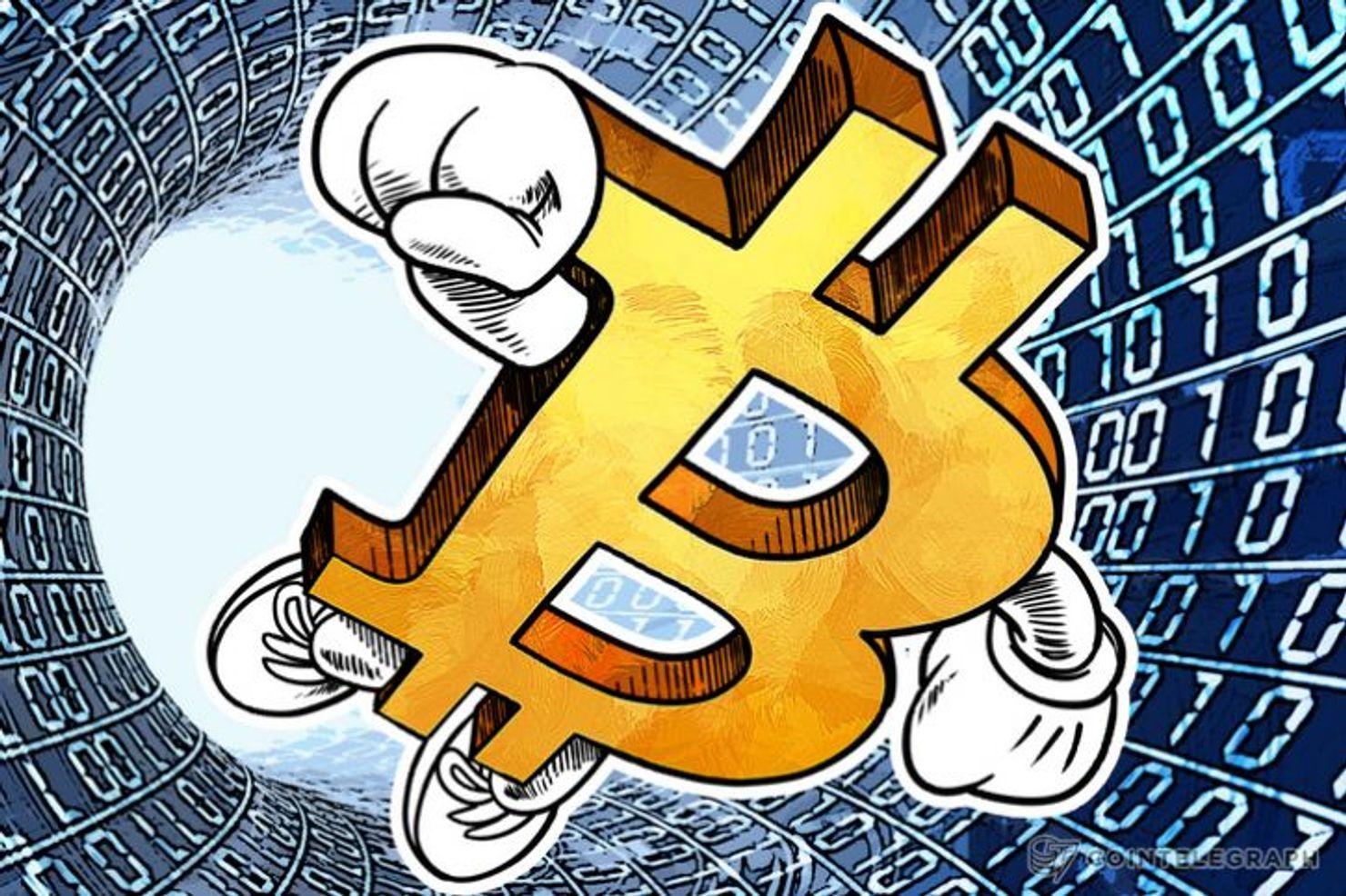 Забавные новости о том, как биткоин прижился в нашей среде.