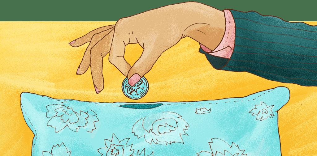 Как трейдеру создать финансовую подушку безопасности