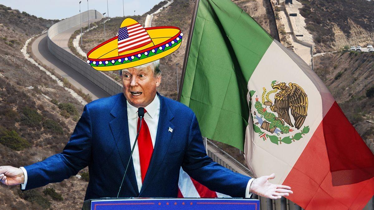 Трамп и Мексика