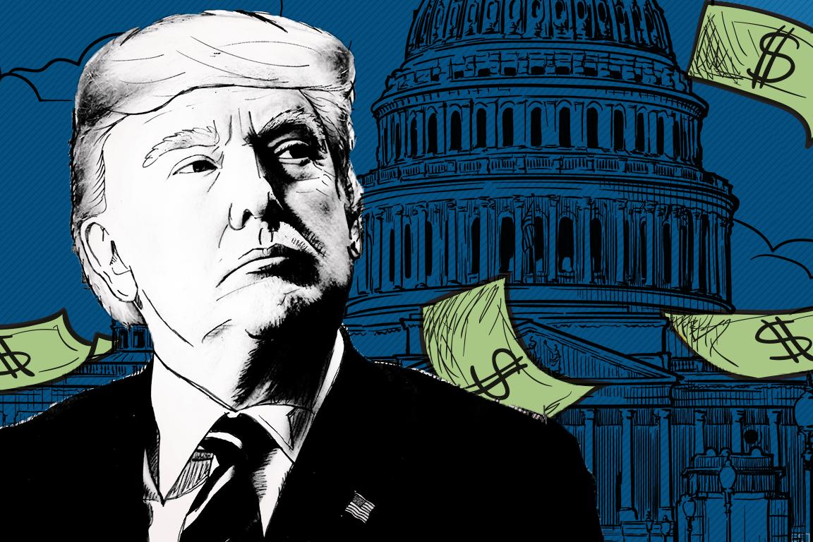 Дональд Трамп и Libra