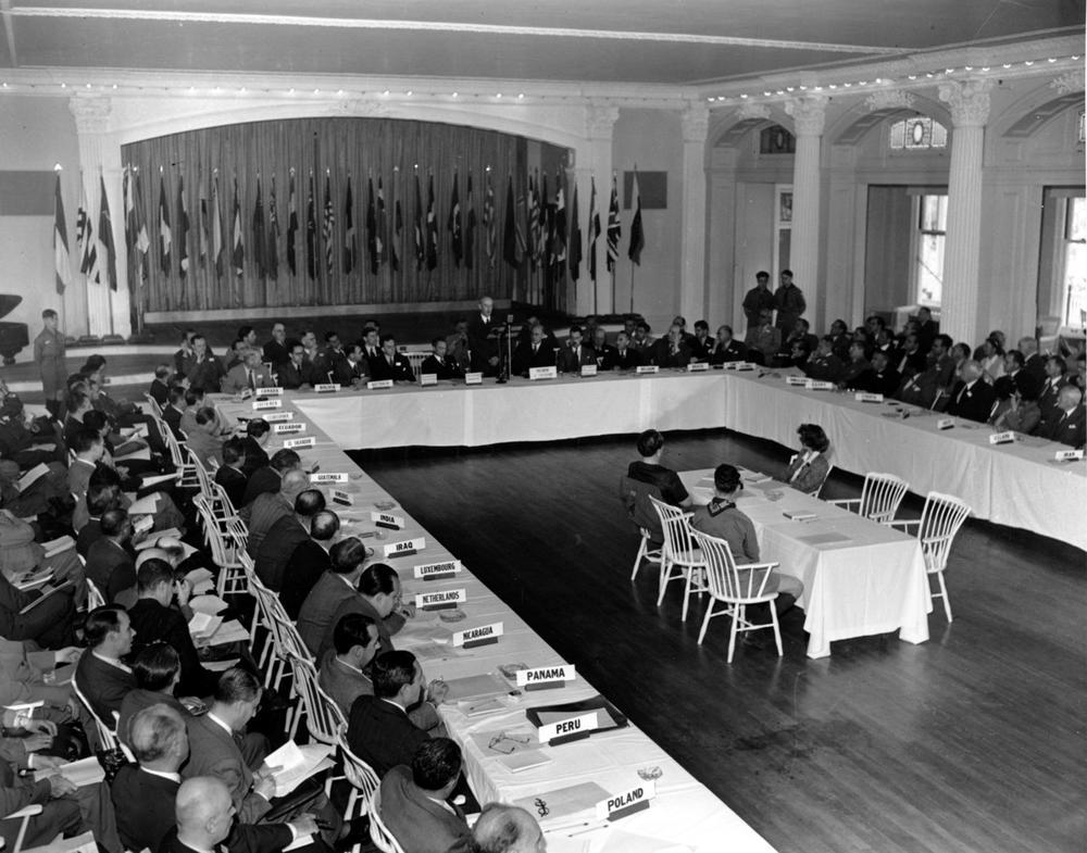 Бреттон-Вудская система и Смитсоновское соглашение