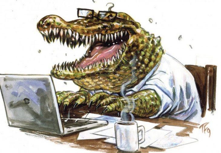 Индикатор «Аллигатор»