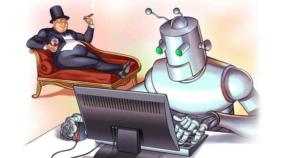 Основные виды торговых роботов
