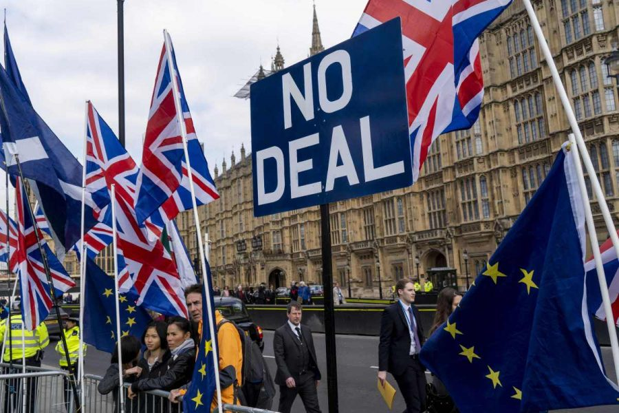 BREXIT «NO DEAL»