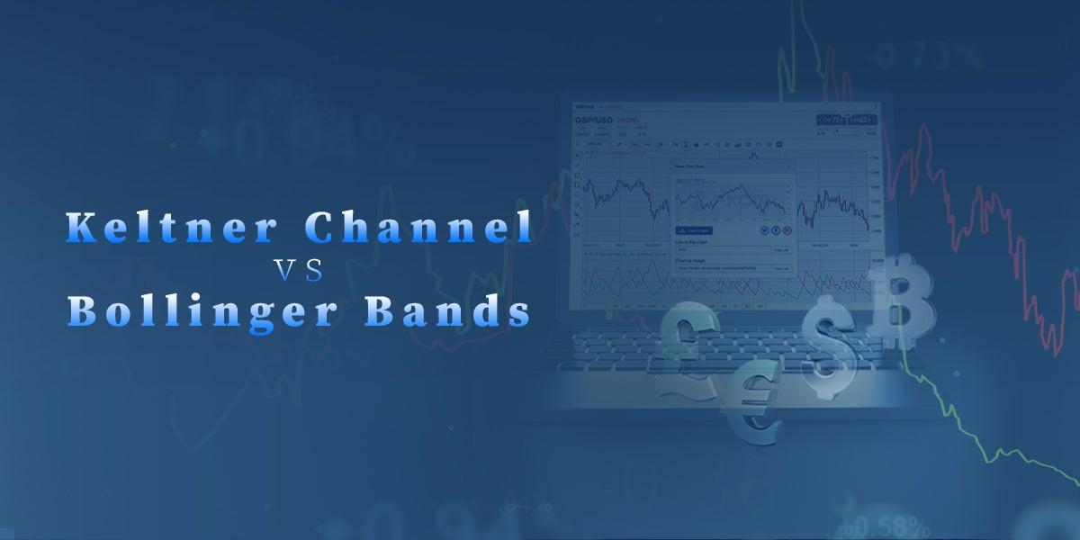 Keltner Chanel VS. Bollinger Bands (Канал Кельтнера против полос Боллинджера)