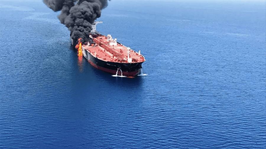 Нефть растет после атаки на иранский танкер