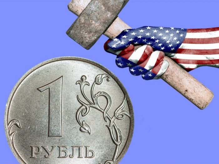 Санкции и рубль