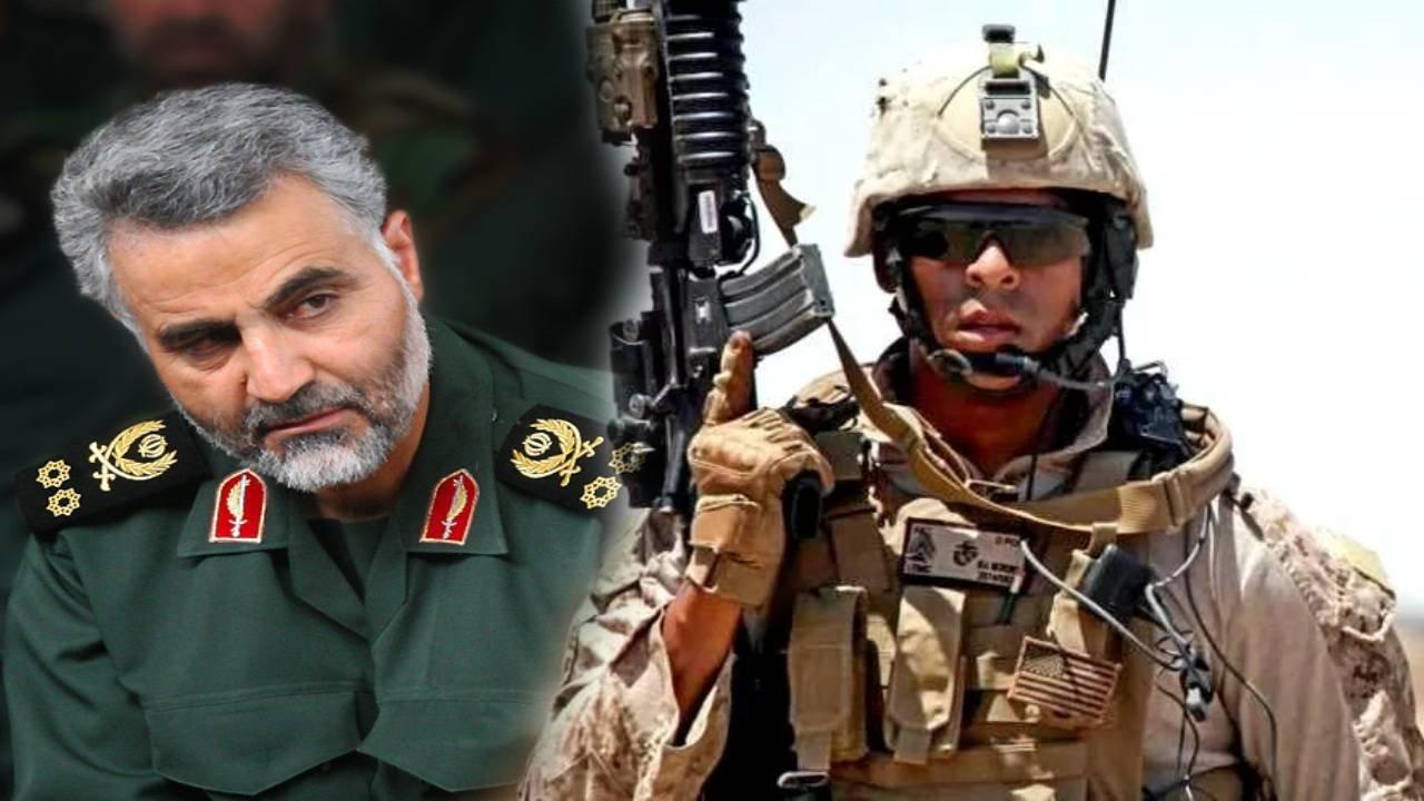 Убийство иранского генерала Сулеймани