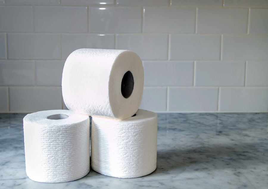 туалетная бумага, токен