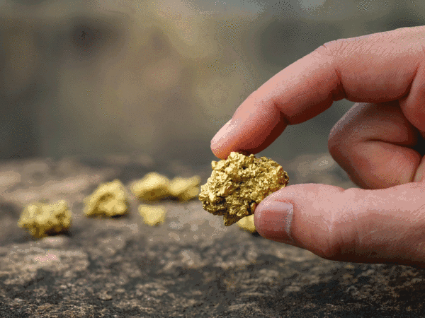 Послание, стоящее за движением золота: мировая экономика находится в бедственном положении