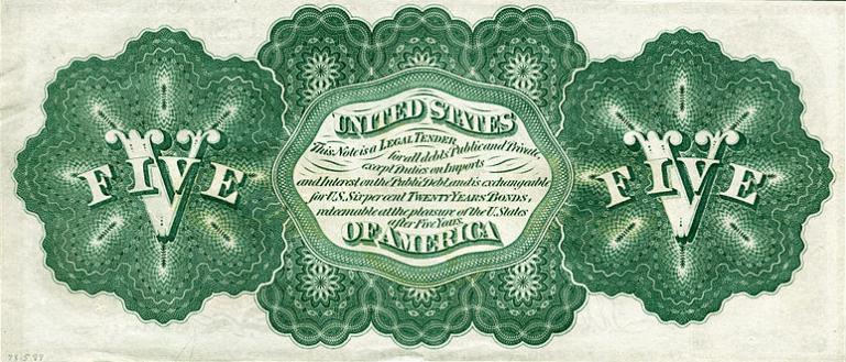 История валют. Американский доллар