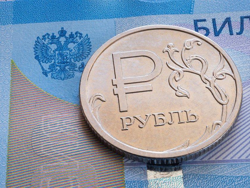 Потрепанный рубль может вскоре восстановиться?