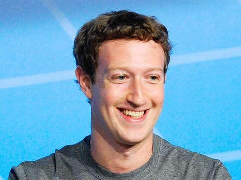 Марк Цукерберг стал стомиллиардером